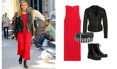 Sno stilen, Outfit, Olivia Palermo