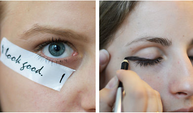 Sminktips, Eyeliner