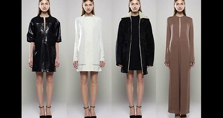 Veckans skapliga: Calvin Klein pre-fall 2011