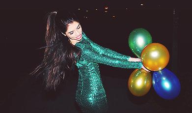 Nyår, Caroline Roxy, Nyårslöften, Snack, Pepp