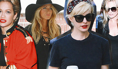 Blake Lively, Rita Ora, Sienna Miller, Anne Hathaway, Kate Moss, Kate Bosworth, Bäst klädda