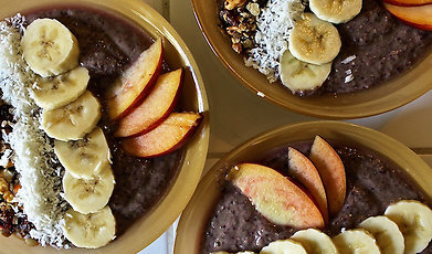Recept, Foodjunkie, chia pudding