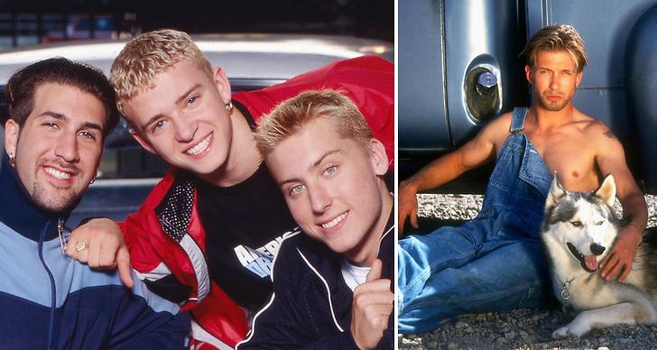 Minns du hur 90-talskläderna för killar såg ut?
