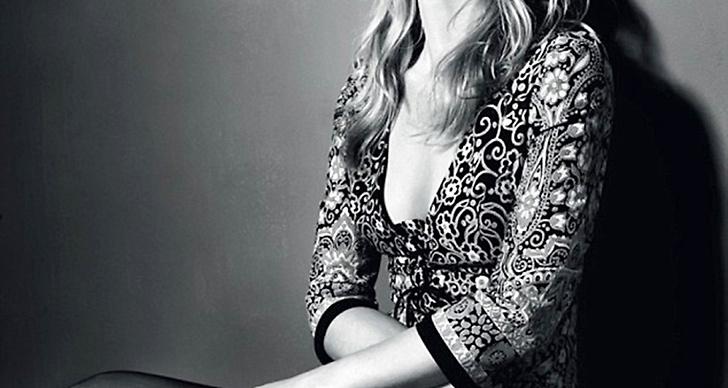 Den 70-tals inspirerande kollektionen innehöll bland annat limiterade klänningar