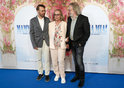 Björn Ulvaeus, Mona Nörklit och Benny Andersson