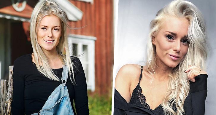 Stina Öberg från Farmen 2019.