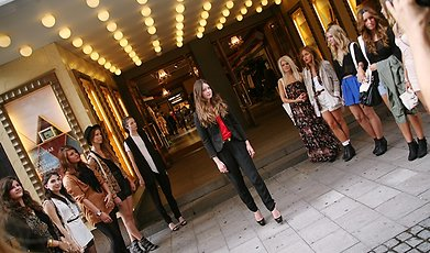 Next In Fashion, Modette, Whyred, Final, Stockholm, Urban Outfitters