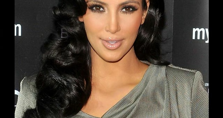 Kim Kardashian...