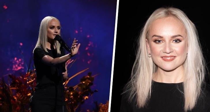 Anna Bergendahl, Melodifestivalen, artist