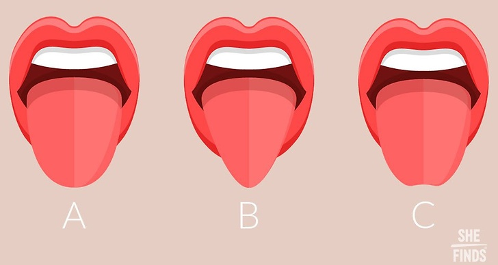Vilken modell stämmer bäst in på dig, A, B eller C?  Image: Shefinds.com