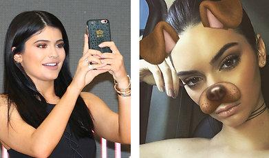 Snapchat, Grammisgalan