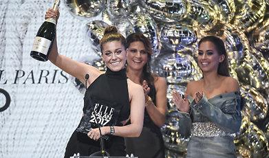Bianca Ingrosso, Elle-galan