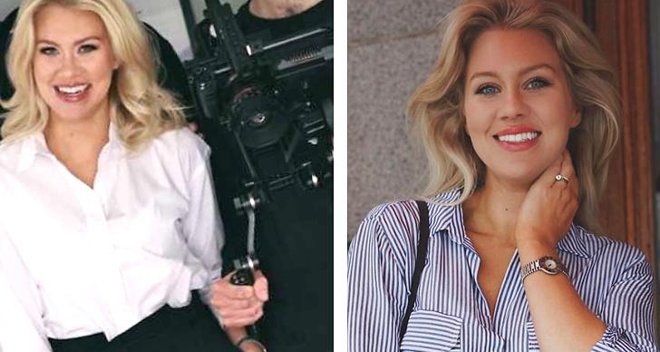 Isabella Löwengrip startar serie.