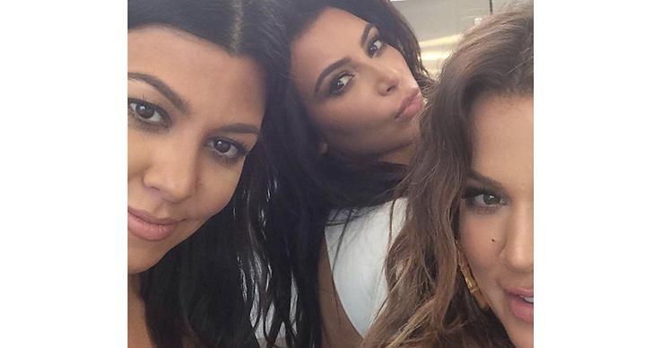 3. Systrarna Kardashian har rötter i både Armenien, Tyskland, Holland, Skottland och Irland.