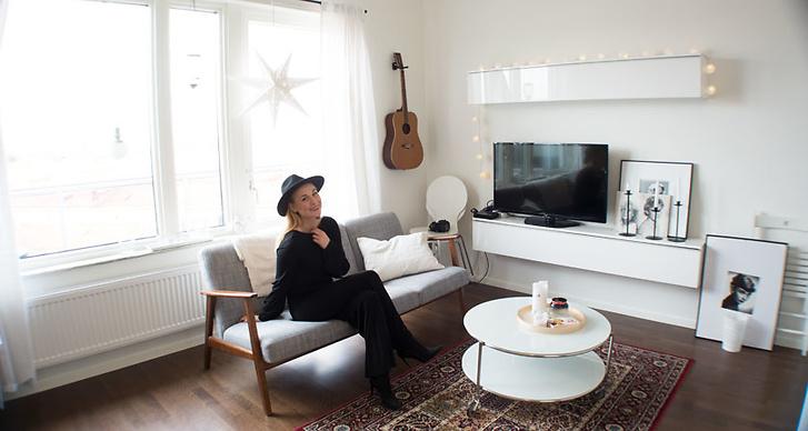 I dag visar Modettes redaktör Lisa Segerson upp hur hon har det hemma i sin lägenhet i Stockholm.