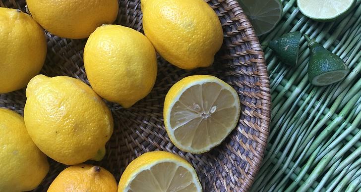vad är citronsyra bra för