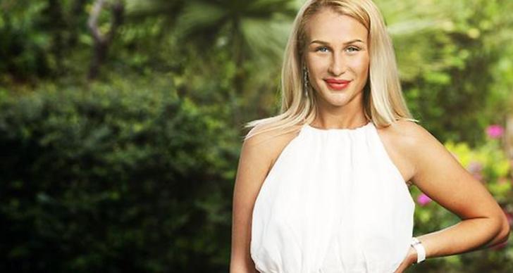 Lydia Eriksson i Bachelor 2018.
