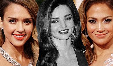 Makeup, Golden Globe