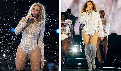 Beyoncé Knowles-Carter, Stockholm
