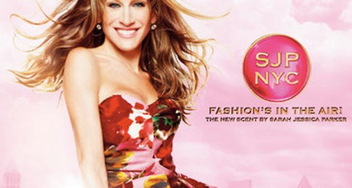 NYC, ny parfym från Sarah Jessica Parker.