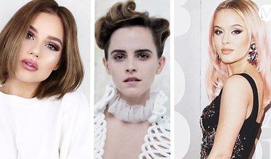 Molly Sanden, Zara Larsson, Emma Watson