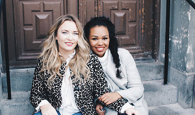 Sabina och Sofie, It-girls, Podcast