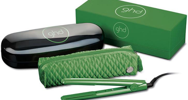 ghd Green Envy.