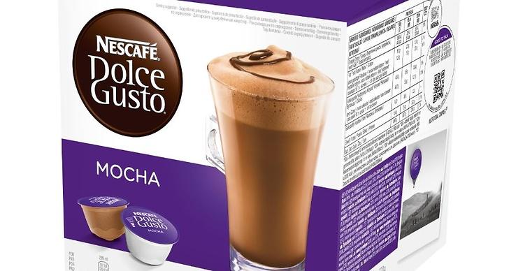 """""""Mocha - den mjuka, mörka smaken av kaffe gifter sig fint med den rika smaken av choklad."""""""