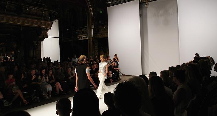 Tiger of Sweden fick avsluta fashionweek för detta året