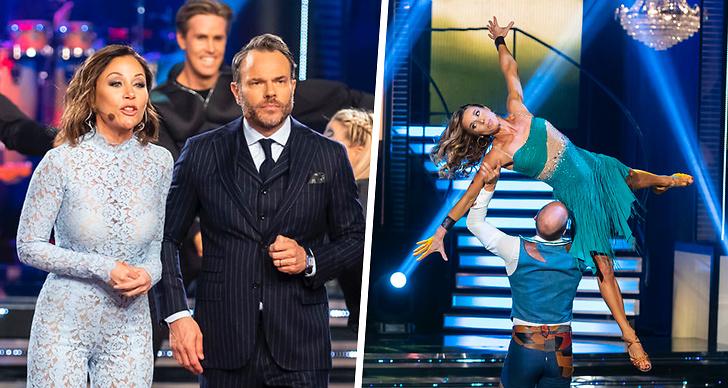 Kändisarna som tävlar i kvartsfinal lets dance