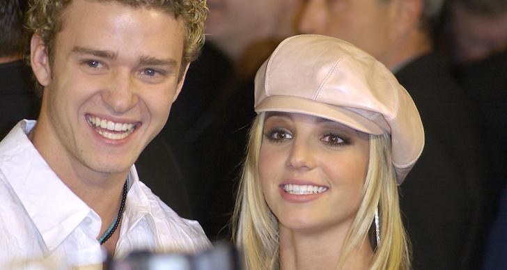 Justin Timberlake och Britney Spears