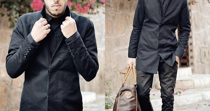 Faissal från Marrakech, fler outfits från honom här: http://lookbook.nu/thefay