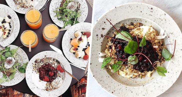 Brunchställen i Stockholm, mat, frukost, lunch