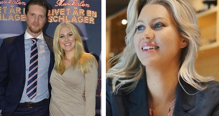 Isabella Löwengrip med ex-maken Odd Spångberg.