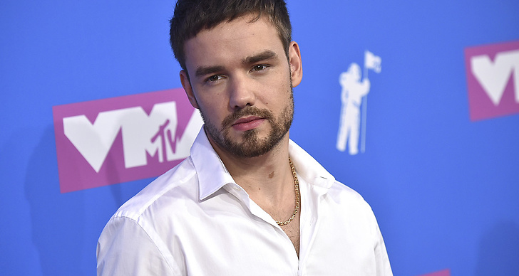 Liam Payne på Video Music Awards röda matta
