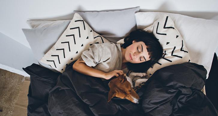 stress, sömn, drömtydning