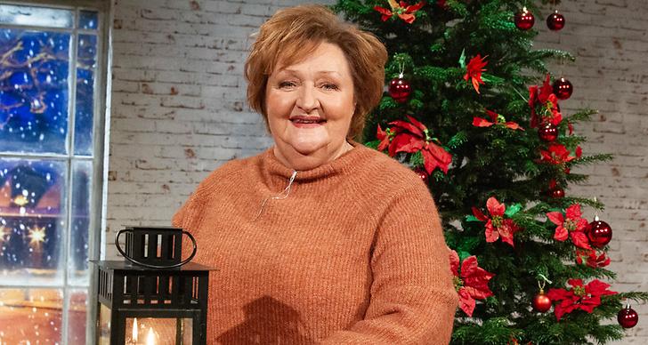 Marianne Mörck är årets julvärd 2019.