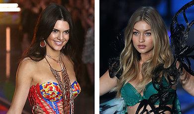 Victorias Secret, Livsstil, Gigi Hadid, Kendall Jenner, Mode
