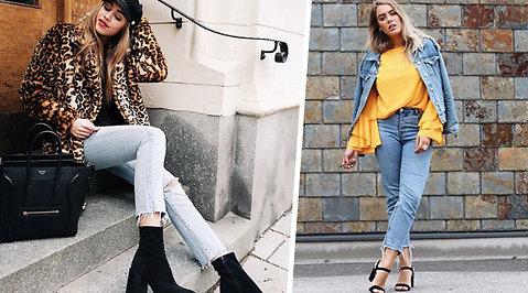 DIY: Så förvandlar du dina jeans till nya