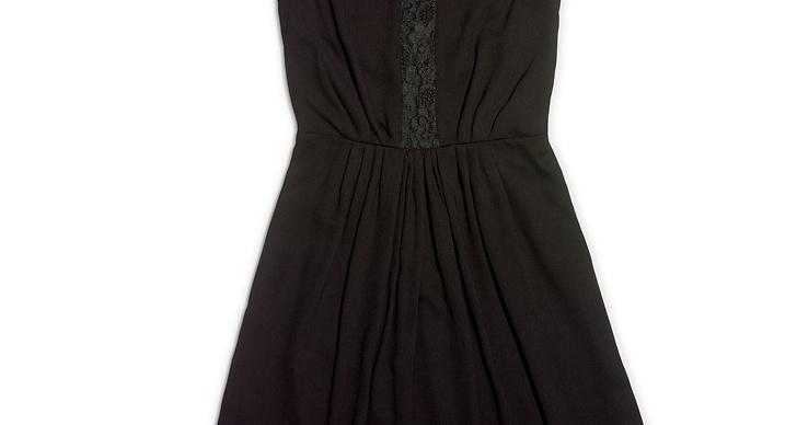 svart coctailklänning till glöggfesten?