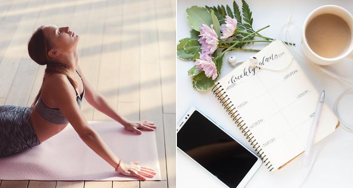 4 tips för att komma igång med träningen hemifrån.