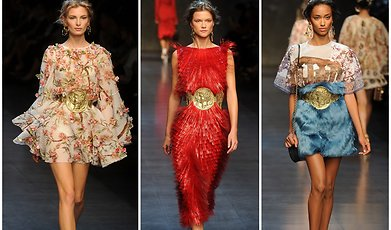 Fashion, Dolce & Gabbana, Milano, Fashion Week