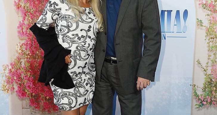 Nanne Grönvall med Peter Grönvall.