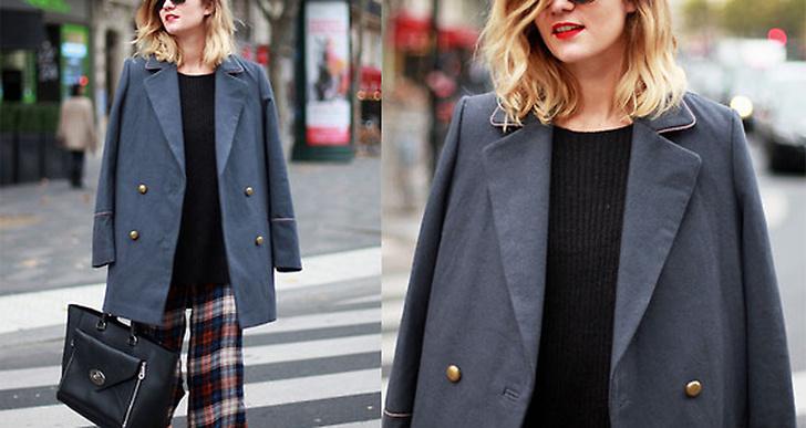 """Adenorah från Paris är precis sådär """"efforthless chic"""" som franska tjejer är kända för. http://lookbook.nu/adenorah"""