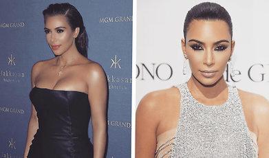 Piercing, Kim Kardashian