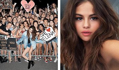 Inställd, Selena Gomez