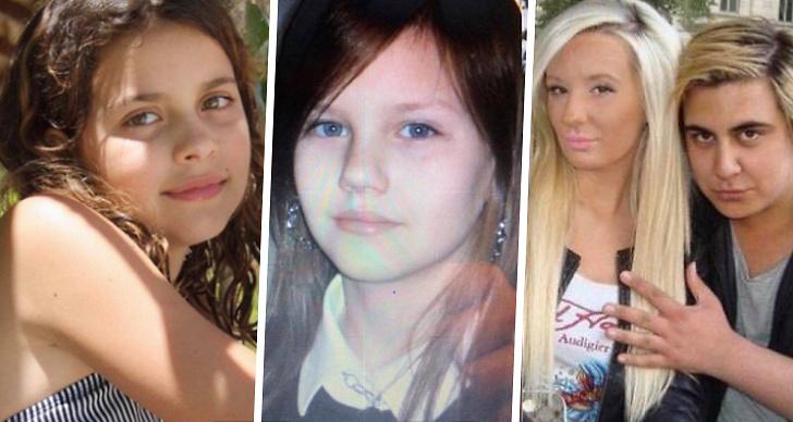 Nicole Falciani, Felicia Aveklew och Alexandra Nilsson, bilder, 10 year challenge