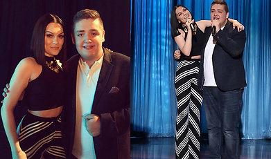 Jessie J, tom, överraskning, Ellen DeGeneres
