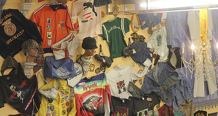 Vintage & Rags