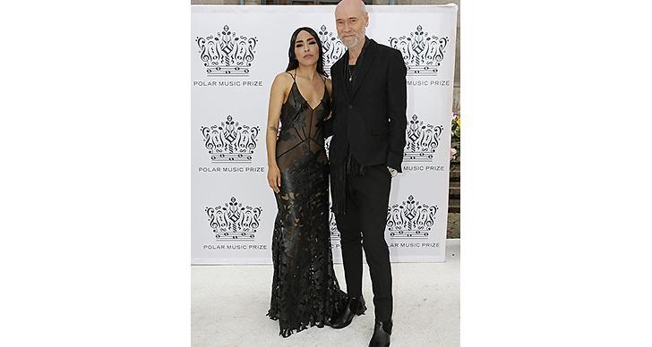 Loreen tillsammans med Lars Wallin – Drop dead gorgeous!!